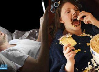 12 nguyên nhân dẫn đến tăng cân vì các thói quen ban đêm này