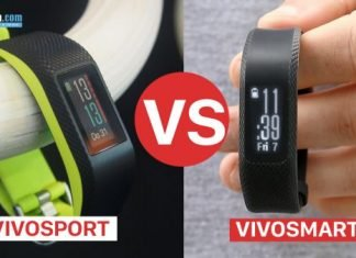 So sánh giữa Garmin ViviSport và VivoSmart 3 - Kẻ 8 lạng, người nửa cân
