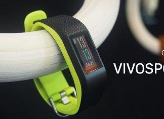 Đánh giá Garmin Vivosport chi tiết - Đồng hồ nhỏ gọn, siêu tiện dụng cho gymer