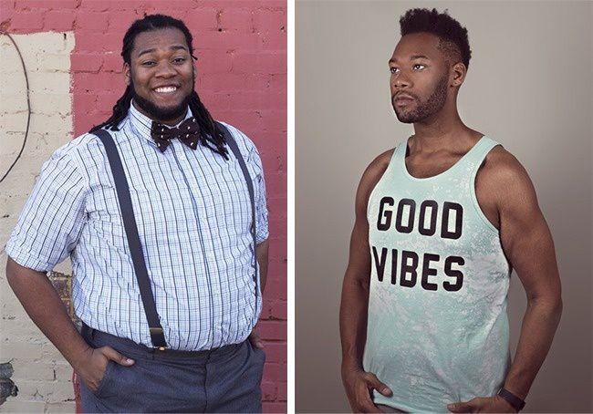 17 tấm hình Before After khiến bạn tràn đầy động lực để giảm cân