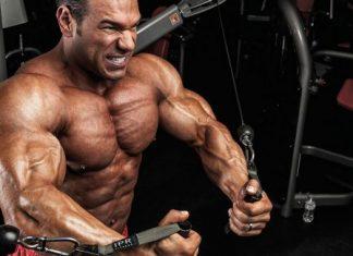 5 bộ bài tập ngực cho nam cực mạnh với phương pháp Superset