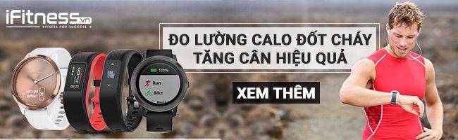 Garmin - Đồng hồ thông mình theo dõi lượng Calo để tăng cân