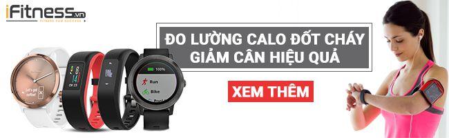 Garmin Đồng hồ thông mình theo dõi Calo tiêu thụ