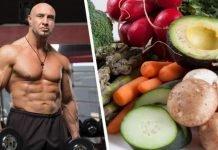 Chìa khóa dinh dưỡng tập gym ở tuổi 40 tuổi để giữ cơ bắp rắn chắc