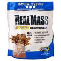 Sữa Tăng Cân Real Mass Advance Weight Gainer 5,4kg Vị Socola