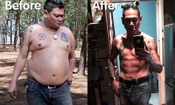 6 gương mặt có hành trình giảm cân gây sốc nhất tại Thái Lan
