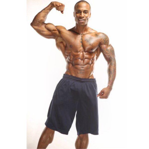 8 bước siết cơ cắt nét cho nam khi thi đấu thể hình lần đầu