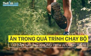Cách ăn trong quá trình chạy bộ địa hình, chạy bền sao cho chuẩn nhất