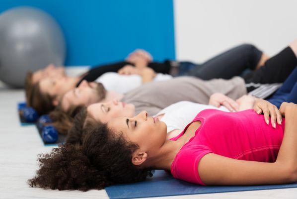 Hướng dẫn hít thở đúng cách để giảm mỡ bụng hiệu quả