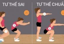 Hướng dẫn tập gym đúng cách cho nữ chuẩn từng bài [P2]