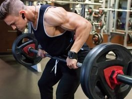 4 sai lầm khi tập lưng xô khiến bạn tập không tập mãi không lên cơ