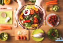 Top 10 chế độ ăn kiêng giảm cân trong 1 tháng tốt nhất 2018