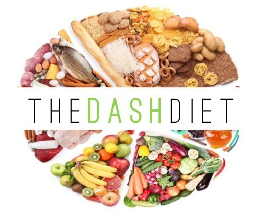 Chế độ ăn kiêng giảm cân Dash Diet