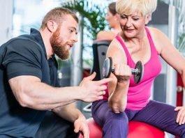 9 bài tập thể dục cho phụ nữ trung niên trên 40 tuổi