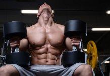 Cách tập cơ ngưc tại nhà với tạ tay vẫn lên cơ ngực vù vù