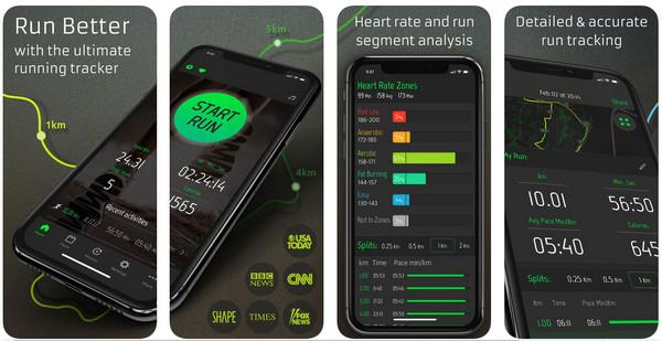 Ứng dụng Running Distance Tracker
