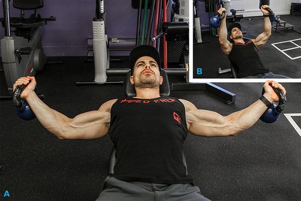 Cách tập cơ ngực hiệu quả | 5 bài tập ngực nhất định bạn phải tập