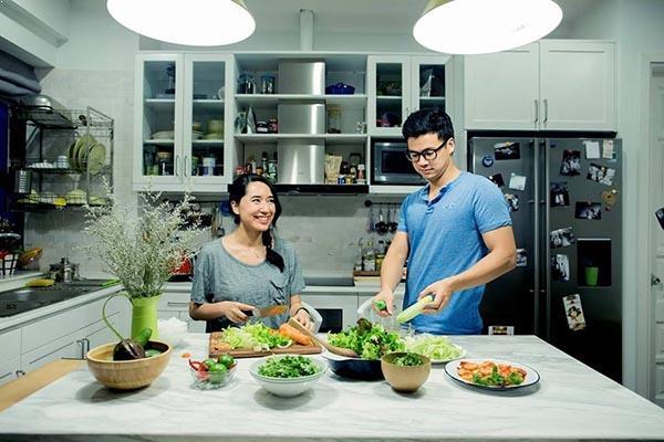 4 mẹo giảm cân bằng Eat Clean cực hay của doanh nhân 8x