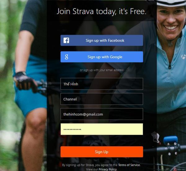 Hướng dẫn sử dụng ứng dụng Strava để tập luyện chạy bộ và Triathlon
