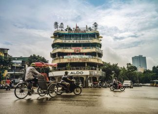 Hanoi International Heritage Marathon 2018