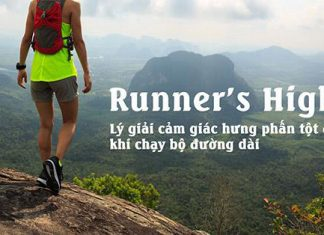 Runner's High - Lý giải cảm giác hưng phấn khi chạy bộ đường dài