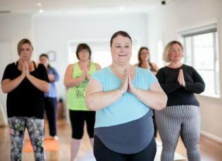 Yoga cho người béo phì: 5 tư thế đơn giản nhất bạn cần biết