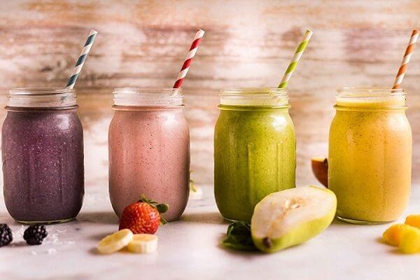 3. Sinh tố trái cây