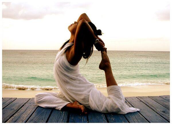 Tại sao yoga giảm cân là sự lựa chọn sáng suốt nhất của hội chị em?1