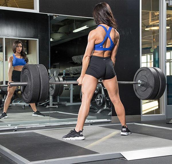 Hướng dẫn tập gym cho nữ mới bắt đầu - Phần 4: Chân