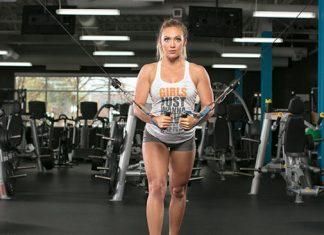 Hướng dẫn tập gym cho nữ mới bắt đầu - Phần 3: Ngực