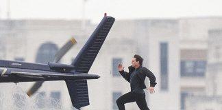 Tom Cruise càng phải chạy nhiều, phim càng hot