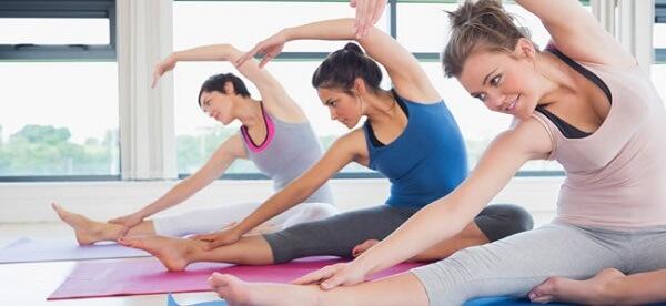 Yoga giảm cân giúp tăng cường trao đổi chất