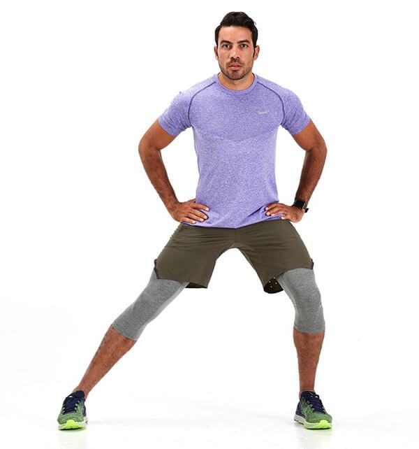 5 bài tập kéo giãn cơ trước khi chạy bộ giúp bạn tránh bị chấn thương