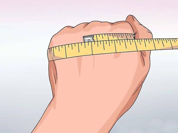 Cách đo bàn tay để chọn găng tay
