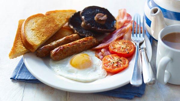 Gợi ý thực phẩm cho bữa ăn sáng lành mạnh, ít calo