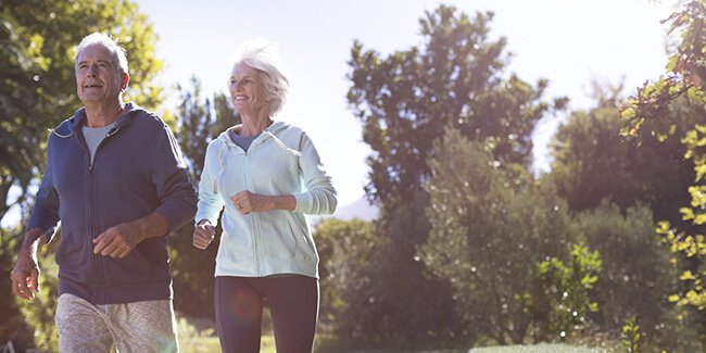 5 mẹo đào tạo chạy bộ cho người lớn tuổi