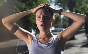 Không thể chạy bộ dưới trời nóng, dưới đây là 10 cách khắc phục!