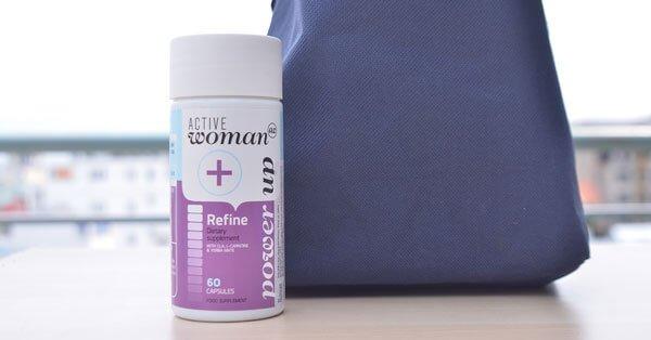 Đánh giá Active Woman Refine - Đốt mỡ nhẹ nhàng, tràn đầy năng lượng
