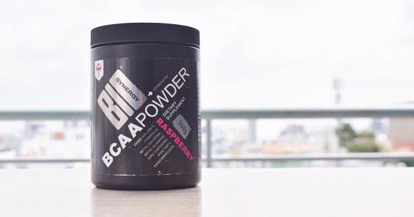 Đánh giá Bio-Synergy BCAA Powder - Tăng cơ cấp tốc, luôn tỉnh táo, tập xung hơn