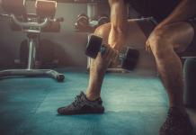 Lịch tập gym tại nhà cho nam để giảm cân tăng cơ trong 6 tuần
