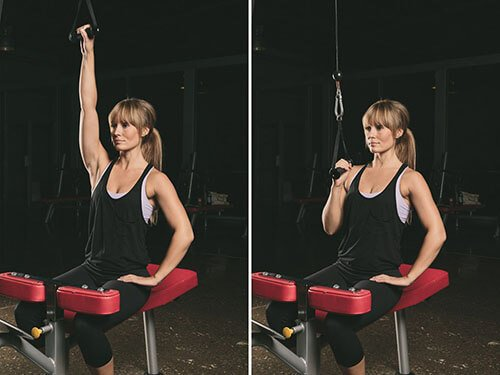 Single Arm Pulldown