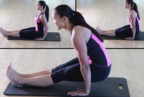 Bài tập Pilates Tendon Stretch