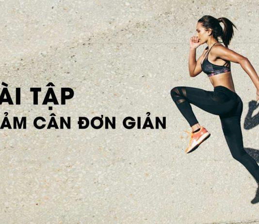 2 bài tập giảm cân đơn giản giúp bạn giảm cân nhanh chóng
