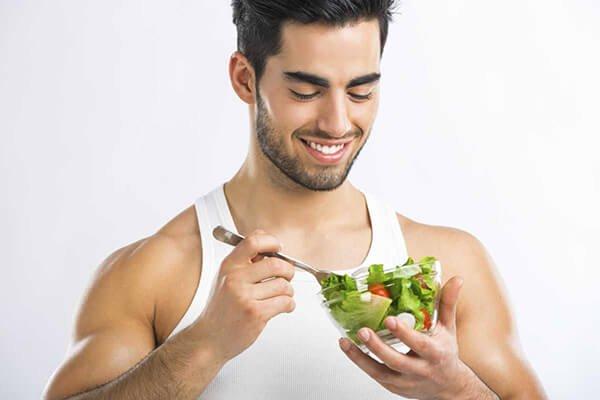12 chế độ ăn kiêng giảm mỡ bụng cho nam nhanh chóng, hiệu quả