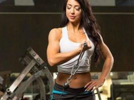 Hướng dẫn tập gym cho nữ mới bắt đầu – Phần 5: Tay