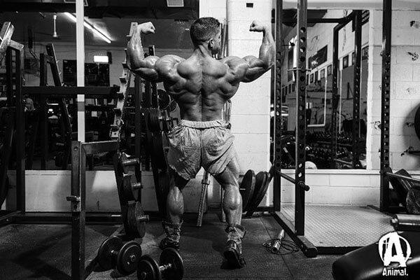 Xử lý 1 phần cơ bắp chậm phát triển một cách dễ dàng nhất