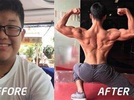 Nhờ mê iPad mà cậu nhóc 13 tuổi chăm tập gym đến mức thành soái ca lúc nào không biết
