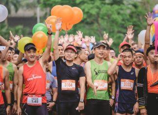 Giải chạy bộ Ecopark Marathon