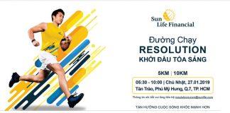 Sun Life Vietnam – Resolution Run