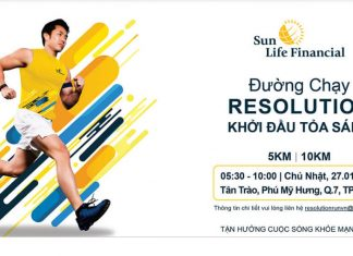 Sun Life Vietnam – Resolution Run